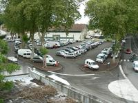 Parking salle d'Aspremont